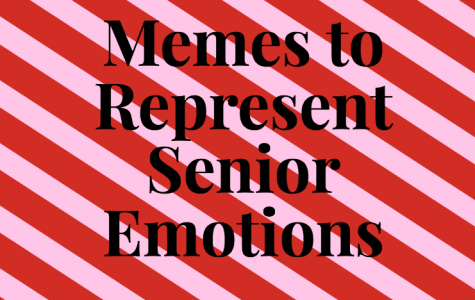Memes to Represent Senior Emotions