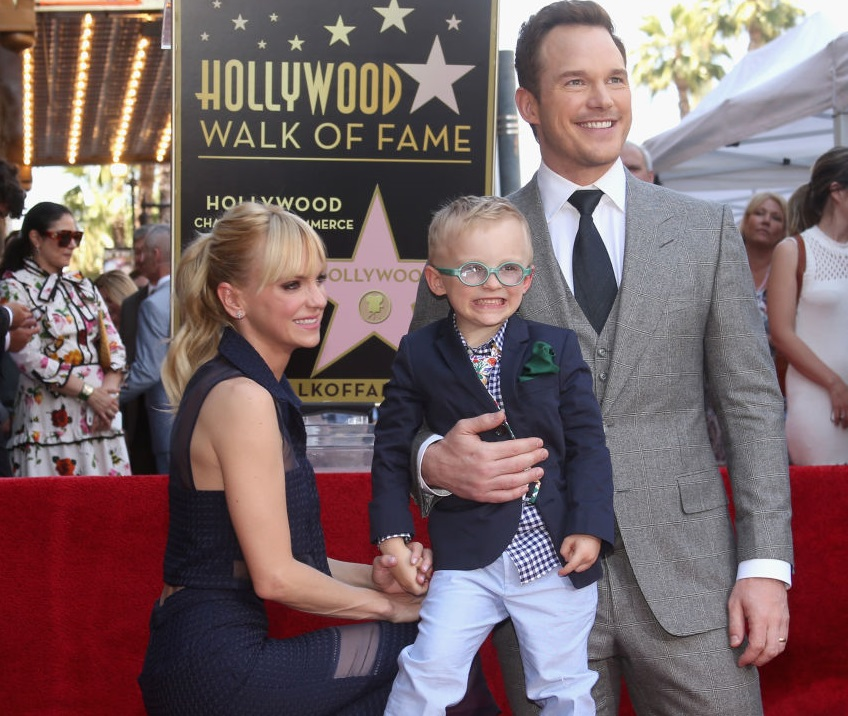 The exes met on set of Take Me Home in 2007 and are parents of son Jack, 5 in Hollywood, California. (Photo Credit: Google Image)
