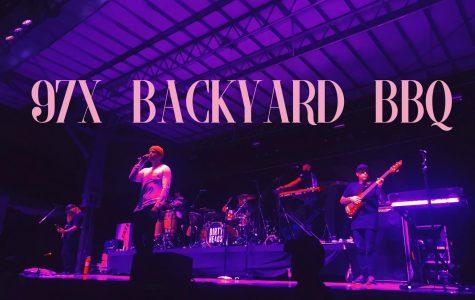 Credit: Olivia Fernandez/Achona Online Headling Backyard BBQ was the reggae-hip hop band, The Dirty Heads, from Huntington Beach, CA.