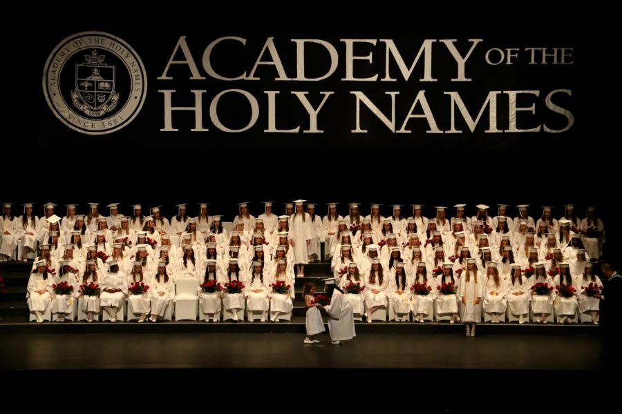 115 girls made up the graduating class of 2018.
