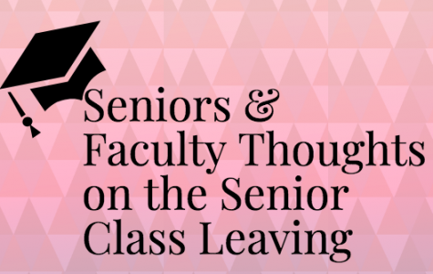 The seniors get out of school on May 10, 2018.
