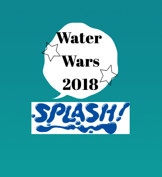 The game Water Wars was invented in 2004 by the senior class of Groves High School in Beverly Hills, Michigan. (Photo Credit: Emily Anderson/Achona Online)