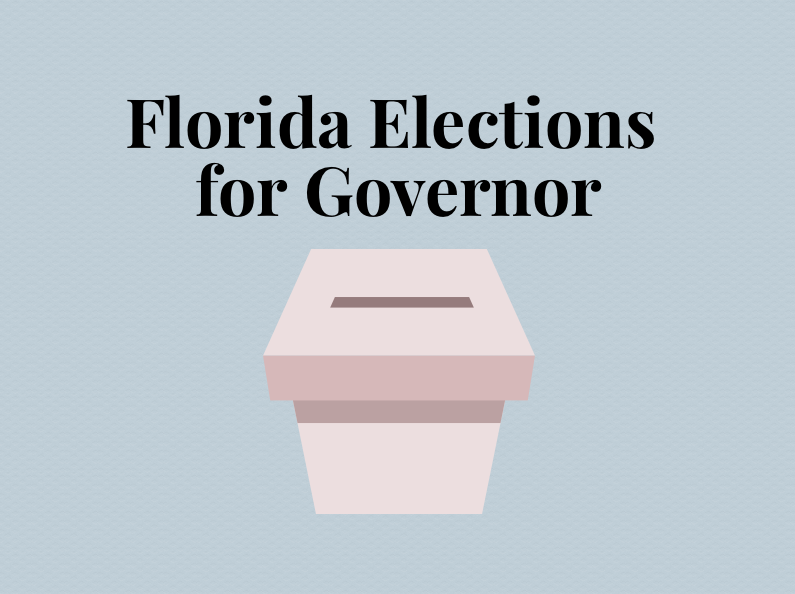 The state of Florida holds closed primary elections, meaning the selection of each party's candidates is limited to registered members of that party.