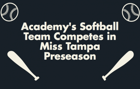 Academy's Softball Team Competes in Miss Tampa Preseason
