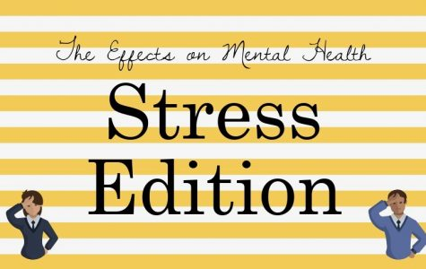 According to the National Institute for Mental Health, stress not only affects mental health, but also physical health.