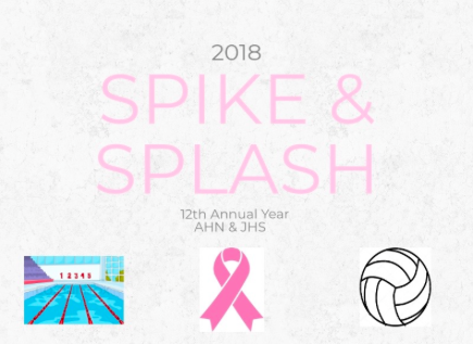 Over the past 12 years, Academy's annual Spike and Splash has raised close to $80,000.