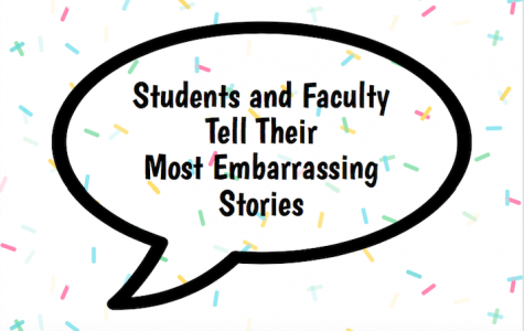 Members of the AHN community embrace their embarrassing memories and share them with the the rest of the school.