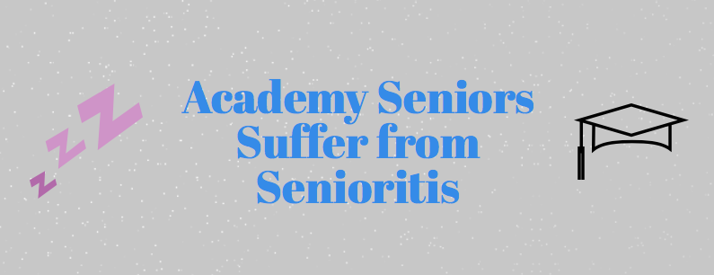 78% of high school seniors claim they suffer from Senioritis