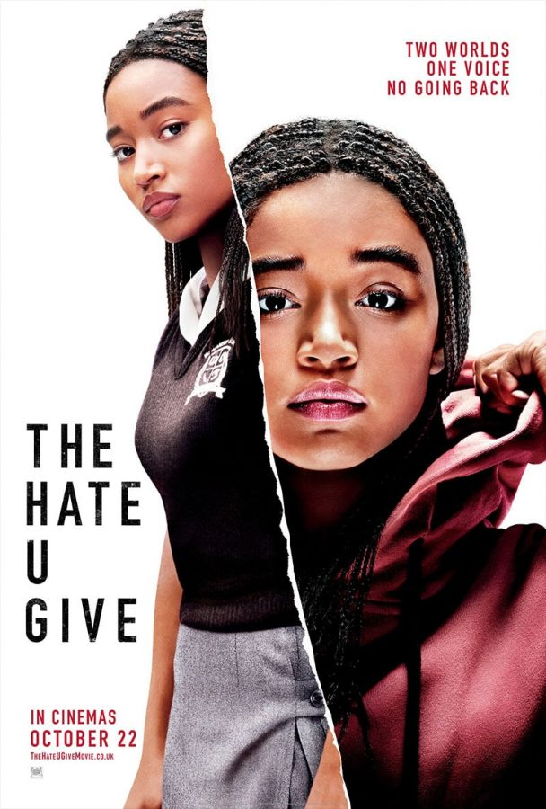 "Achona | ""The Hate U Give"" released in theaters"