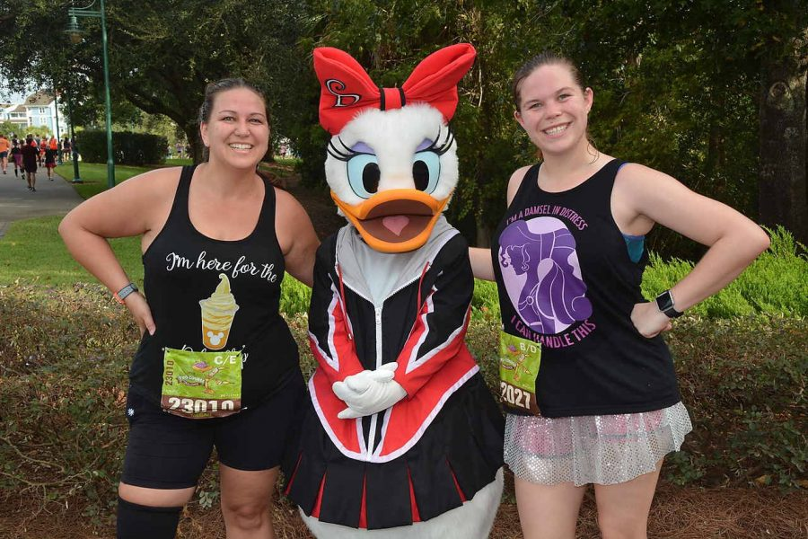 The first Disney marathon was ran in 1994.