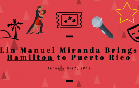 Even before the devastation of Hurricane Maria, Miranda planned on bringing Hamilton to Puerto Rico and reprising as his leading role.