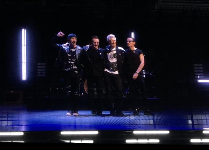 U2 released their most recent album,