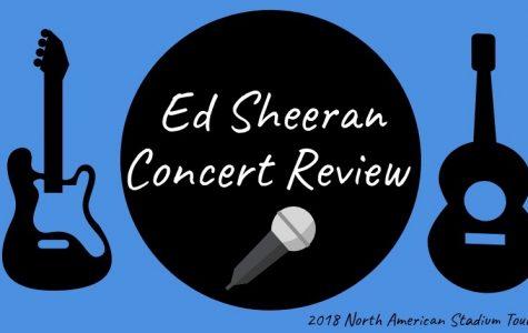 Ed Sheeran Concert Review