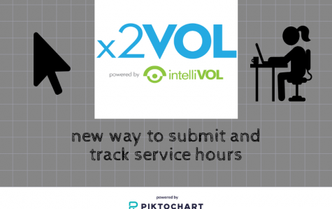 x2VOL is an online tracking and reporting platform for schools across the country to manage the service hours students complete.
