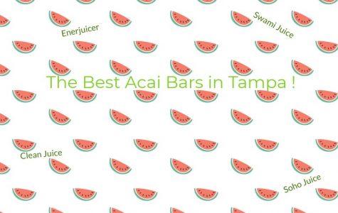 Acai Bars Trending in Tampa