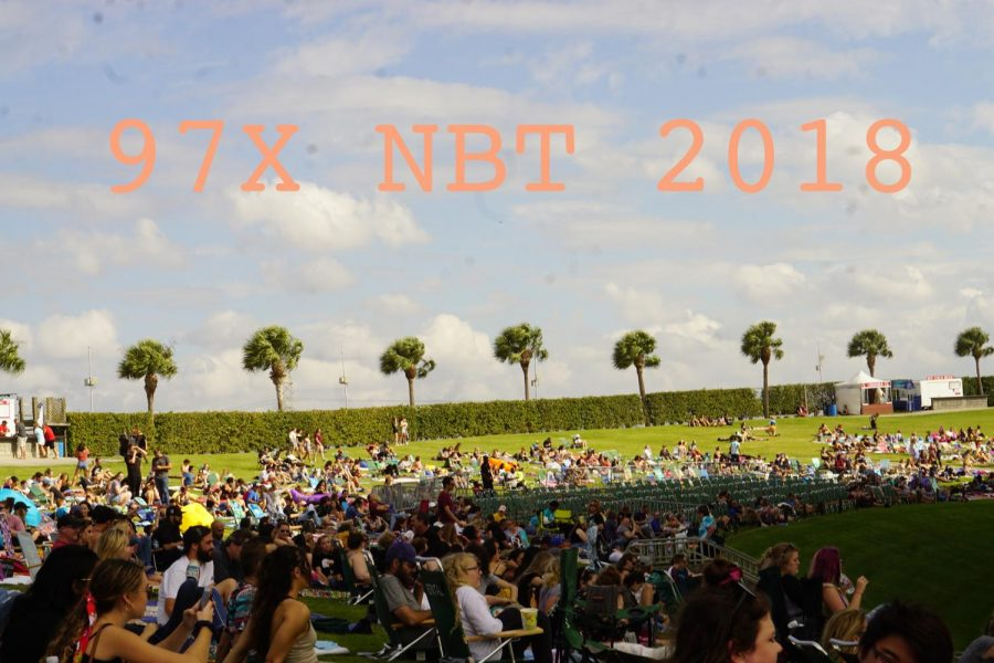 Credit: Olivia Fernandez/Achona Online NBT has taken place at the MidFlorida Credit Union Amphitheater since 2015. Before then, the festival has been held at Vinoy Park, Coachman Park, and the Ford Amphitheater.