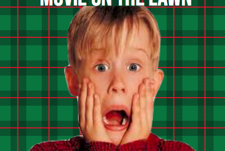 Home Alone came out in November of 1990 and is still a classic movie to watch around Christmas time.  Photo Credit: Regan O'Leary/ Achona Online/ Piktochart