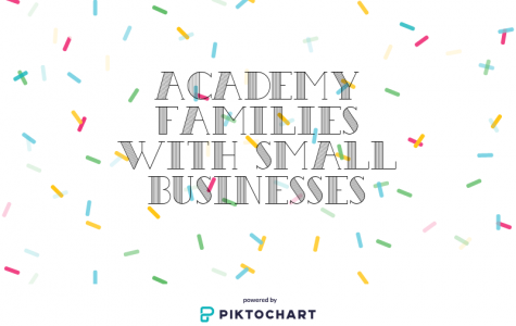 Not only are small businesses an important part of South Tampa, but they are also a big part of the lives of many Academy girls.