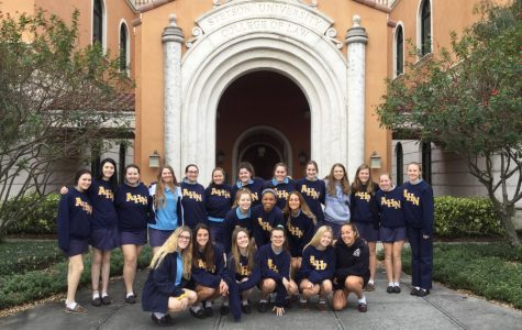 Nazaretian's set eight law class takes on Stetson Law School.