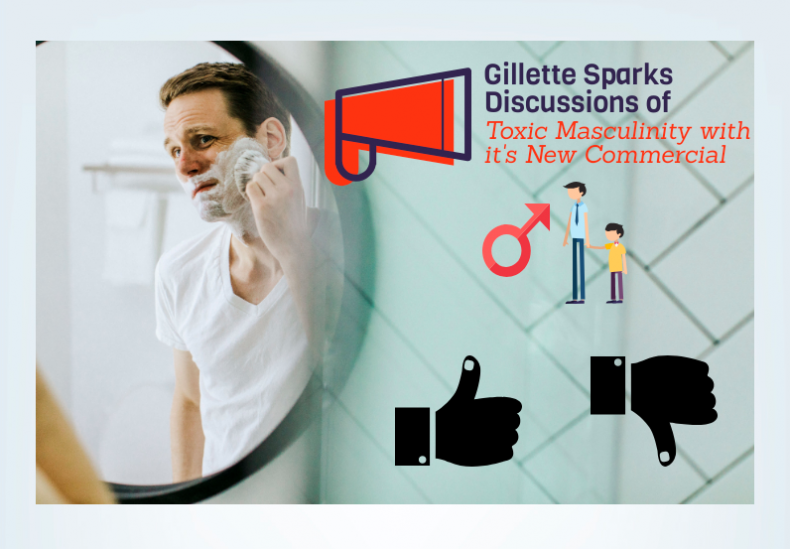 Achona | Gillette Sparks Discussions of Toxic Masculinity