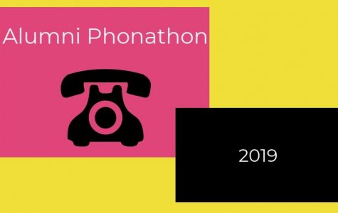 Last year, the phonathon collected $80,000 from Alumni.