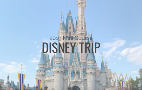 Students embark on Disney Trip for Mini Course Week