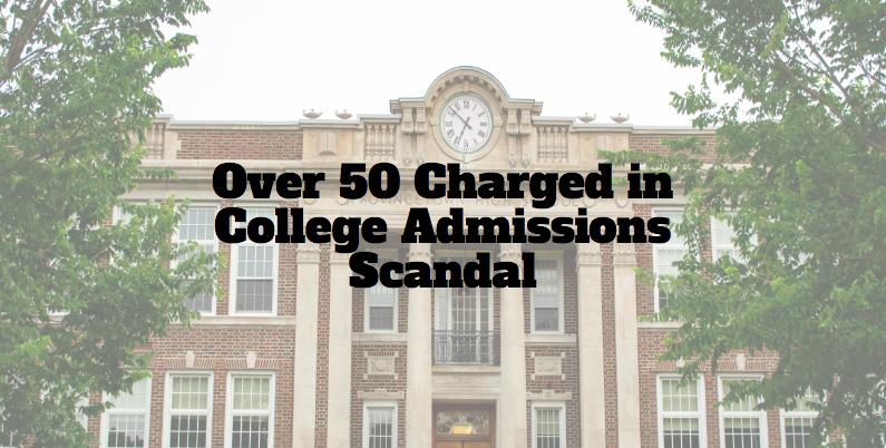Some colleges involved in this scandal include USC, Georgetown, Yale, Harvard, and Wake Forest.