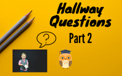 Hallway Questions: Part 2 (Video)