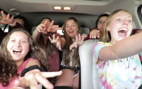 Parking Lot Karaoke with the Achona Staff (VIDEO)