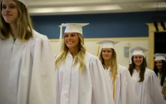 Seniors Recognized at Honors Convocation