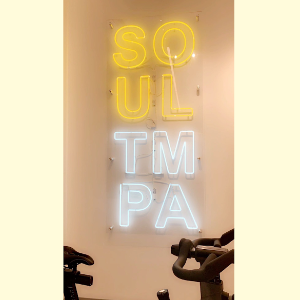 SoulCycle prides itself on being