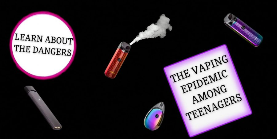 The Vaping Epidemic Among Teenagers (Podcast)