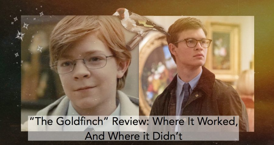 """The Goldfinch"" Movie Review"