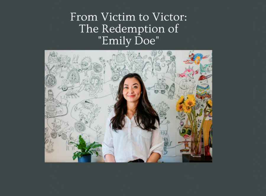 From Victim to Victor: The Redemption of
