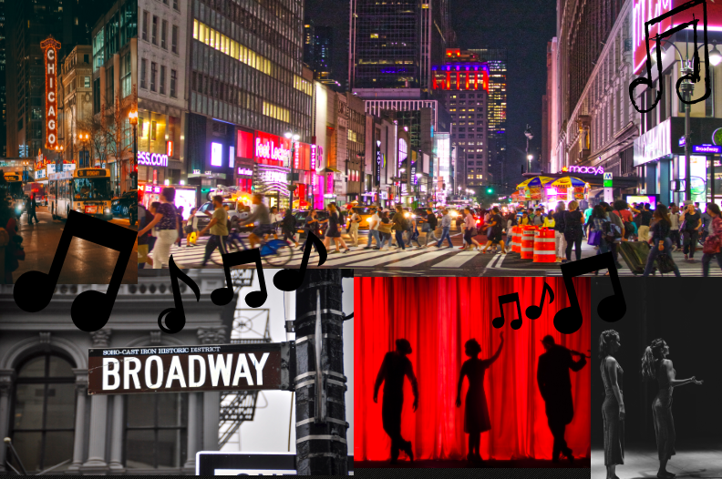 Broadway was originally called