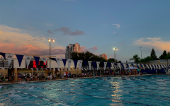 AHN Swim Team Races Steinbrenner