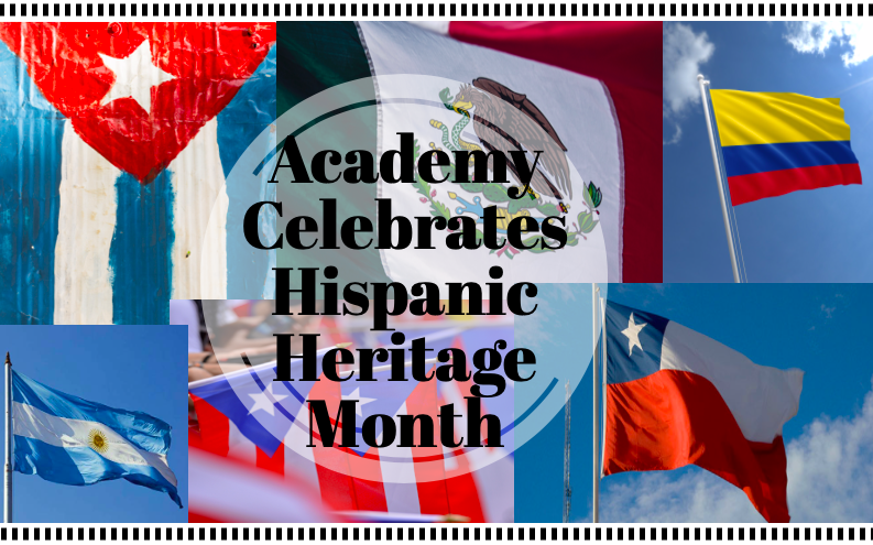 Hispanic Heritage Month was originally, in 1968 when it started, a week long celebration.