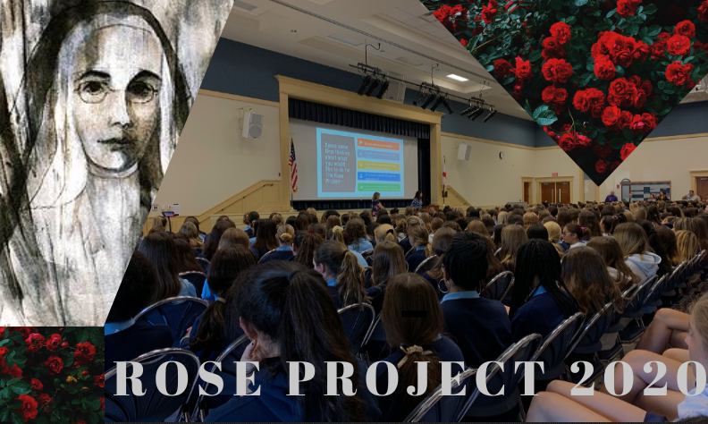 The Rose Project is named after Blessed Marie Rose Durocher, the foundress of the Sisters of the Holy Names of Jesus and Mary.