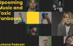 Upcoming Music Albums and Toxic Fanbases (PODCAST)