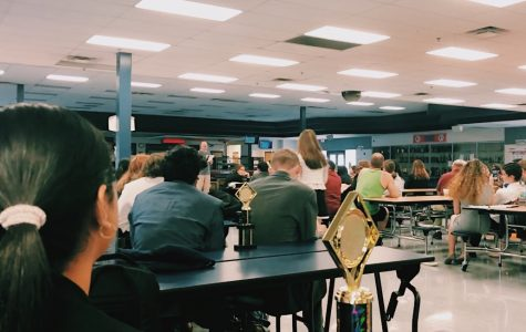 Speech and Debate Competition at Southeast High School (VIDEO)