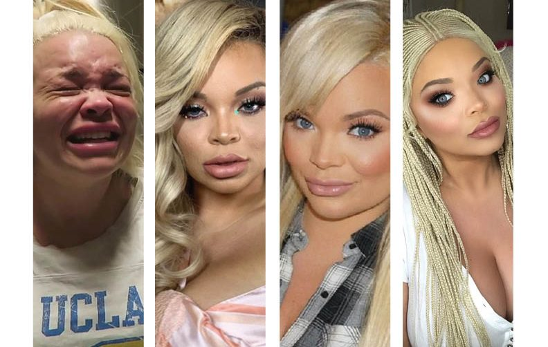 Trisha Paytas has faced many past controversies due to her outspoken nature.