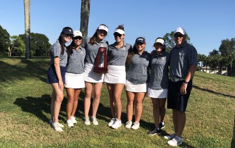 Academy's Golf Team Takes On Regionals