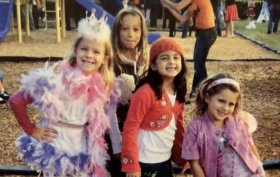 Many AHN seniors remember participating in the Halloween parade. It is regarded as one of the favorite school festivities.