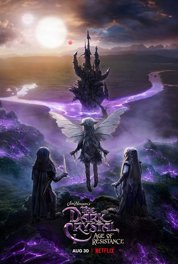 """Jim Henson's Prequel """"The Dark Crystal: Age of Resistance"""" Released"""
