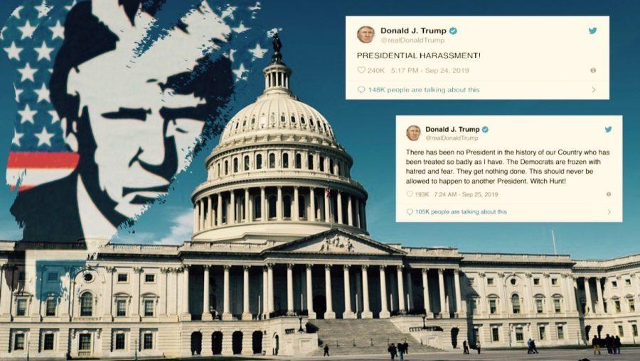 Timeline of President Trump's Impeachment Inquiry