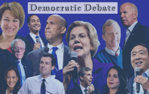"""""""Beto and Booker stood out to me in a negative way. The two of them just seem so unfit to run in this presidential election. Neither of them are actually clear on their plans and they each tend to latch on to what other candidates say. This is especially true of Booker,"""" said Cuttle."""