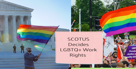 SCOTUS Decides LGBTQ+ Peoples'  Fate in the Workplace