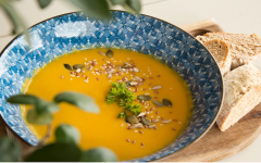 How to Make Easy Pumpkin Soup