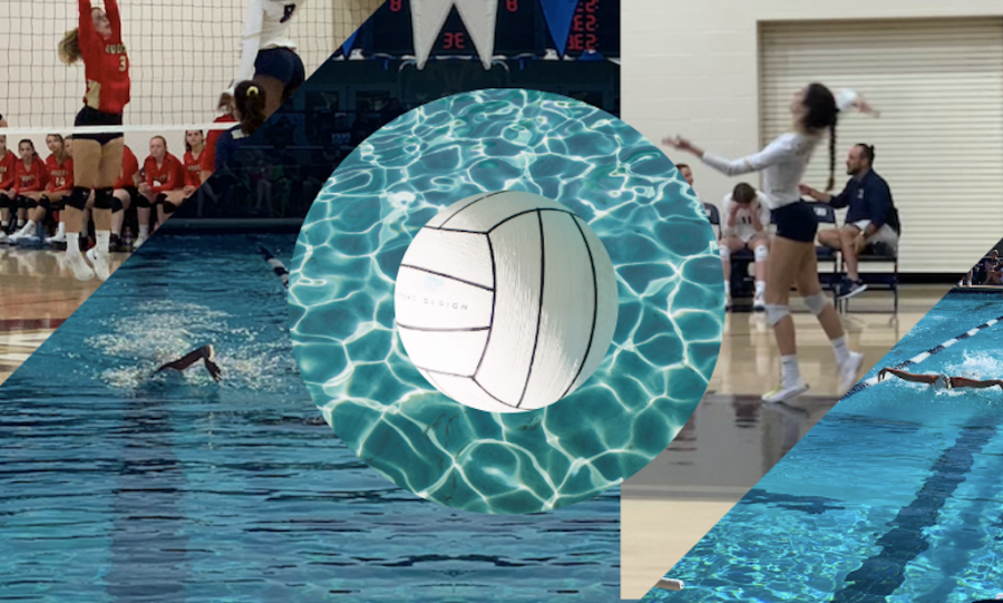 This past week, Volleyball advanced to Regions, and Swim advanced to Districts.