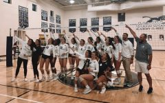 2019 Varsity Volleyball Team Wins Regional Finals